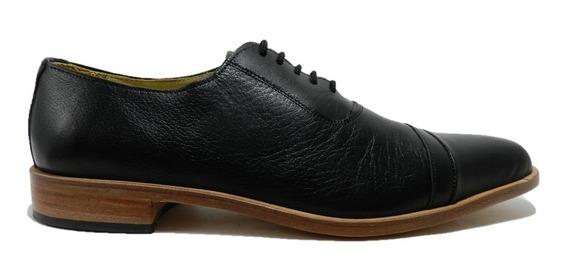 Zapato Free Comfort Cuero 1668