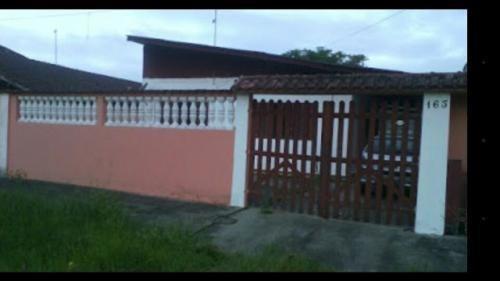 Casa Na Praia! Amplo Quintal, 2 Quartos, Escritura