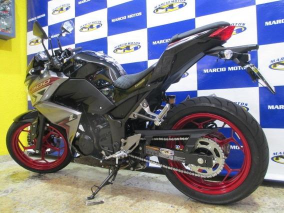 Kawasaki Z 300 Abs 18/19