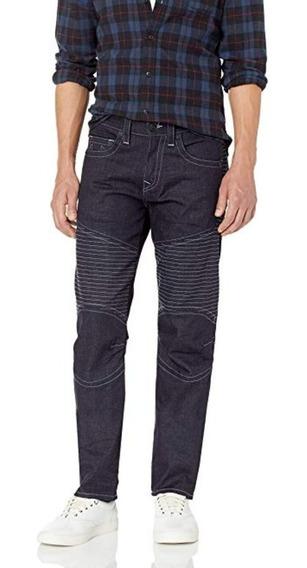 True Religion Jeans Moto Slim Para Caballero 36x34. Revival.