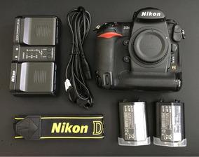 Câmara Fotográfica Profissional Nikon D3s