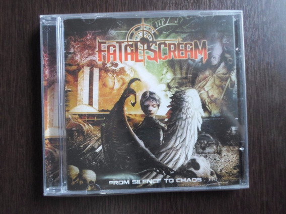 Cd Fatal Scream - From Silence To Chaos