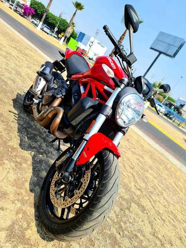 Ducati Monster 821cc 2017