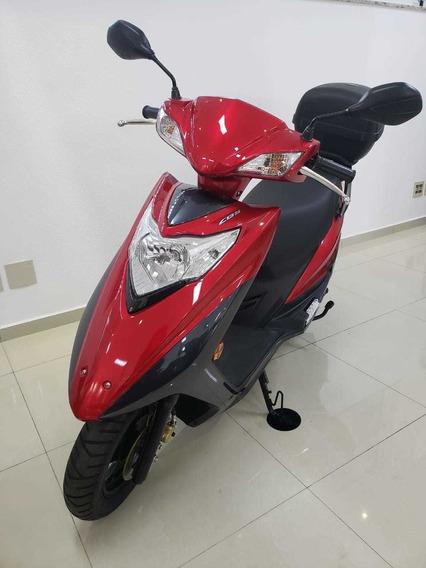 Suzuki -burgman-haojue- Lindy 125 2020 0 Km Freios Cbs (t)