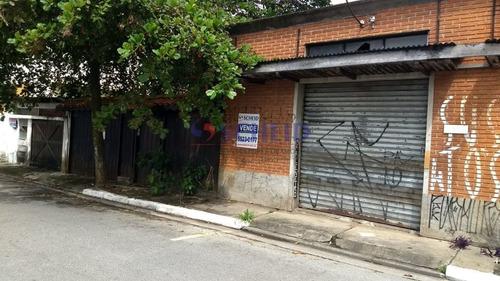 Venda De Sobrado/terreno Muito Bem Localizado Perto Da Delegacia 43 - Mr75318
