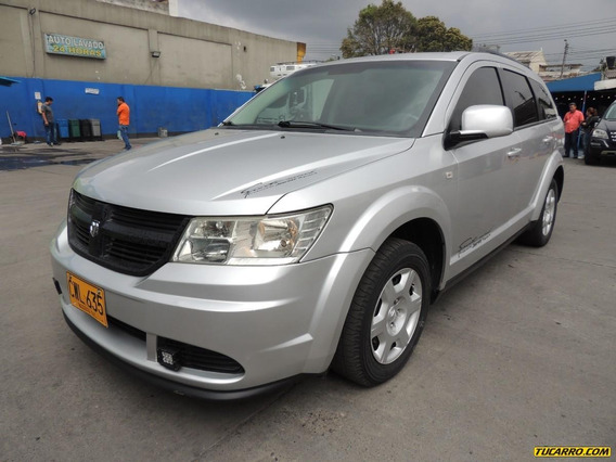 Dodge Journey Se 2.4cc At Aa Abs 7psj Fe