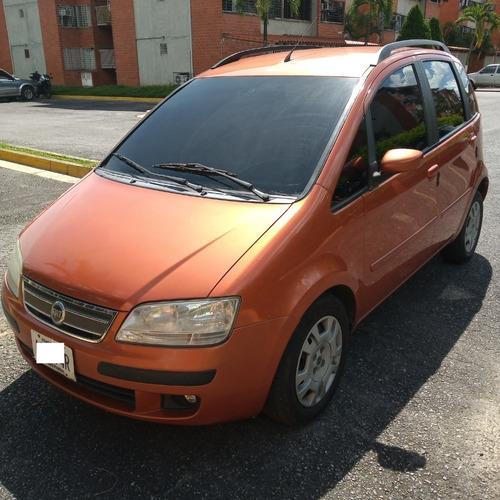 Fiat Idea Hlx 2007