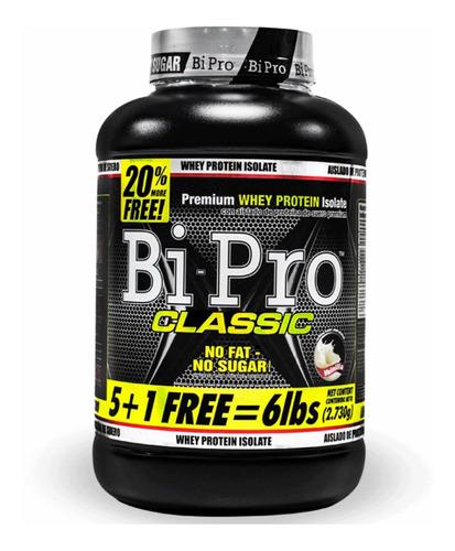 Bi Pro 6lb, Proteína Bipro 6 Libras - L a $40333