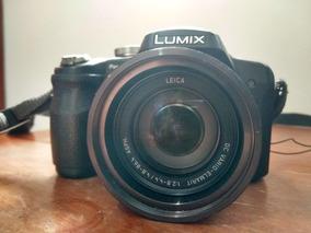 Camera Semi Profissional Panasonic Lumix Dmc-fz28 10mp
