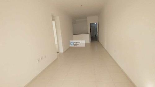 Apartamento Com 3 Dorms, Boqueirão, Praia Grande - R$ 500 Mil, Cod: 2363 - V2363