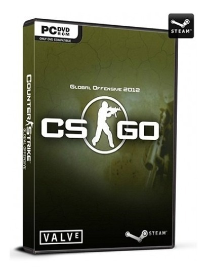 Counter-strike Global Offensive Pc Dvd Mídia Física Frete 8$