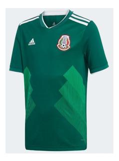 Jersey Uniforme Titular Selección México T 13/14 Niño C060