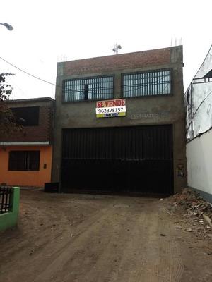 Vendo Local Industrial 1800 M2 San Juan De Lurigancho