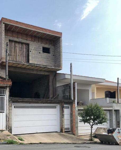 Casa Sobrado, Vale Verde, Amparo, Sp, 3 Quartos