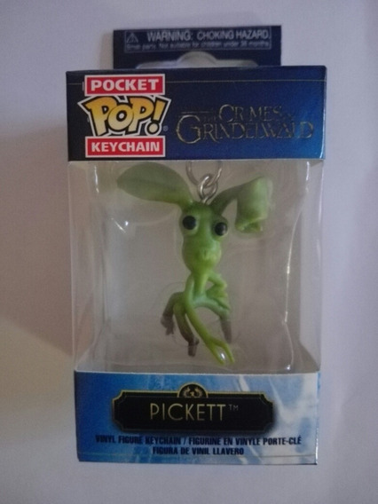 Funko Pocket Pop Llavero Pickett Animales Fantasticos