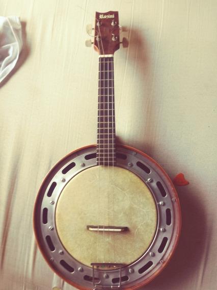 Banjo Rozine , Ja Captado