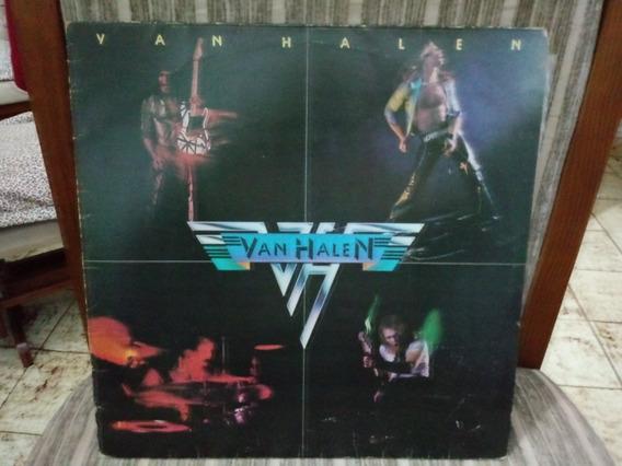 Lp/vinil- Van Halen - 1978 - Leia A Descriçao!