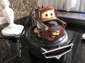 Rádio Relógio Mater Carros Pixar Disney