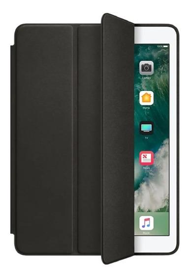 Capa Smart Para iPad 6 Geração Super Resistente Cor Preta