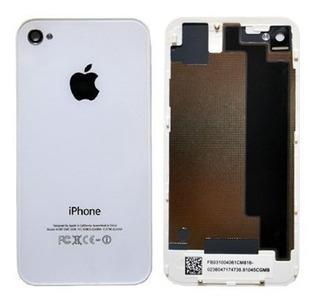 Tampa Da Bateria iPhone 4s A1387 Branca Nova +frete Grátis