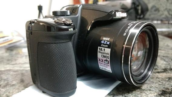 Camara Foto Nikon Coolpix P520 Gps 42x Zoom 18.1mp 400$