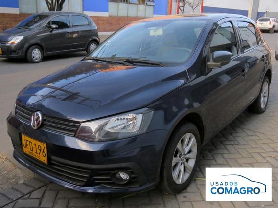 Volkswagen Gol Comfortline 1,6 5p2017 Jfo196