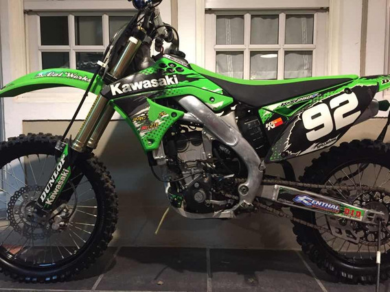 Kawasaki Kx 250 No Cr 250 No Yz 250
