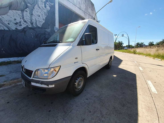 Mercedes-benz Sprinter 2.5 311 Furgon 3000 V1 2007