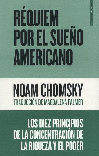 Imagen 1 de 1 de Libro Requiem Por El Sueño Americano