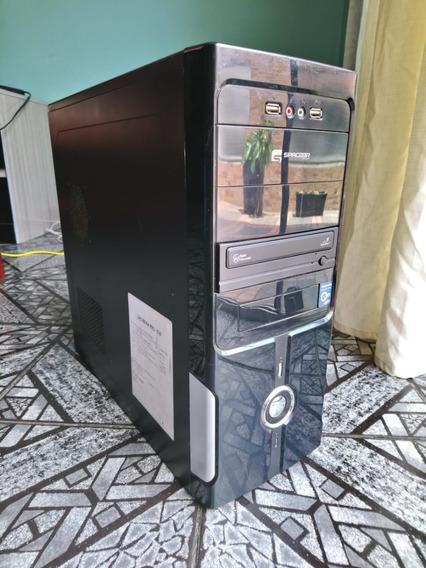 Pc Quadro Fx 1800 5gb Ram Com Processador Amd