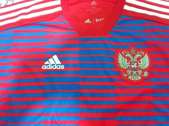 Camiseta Rusia adidas Original