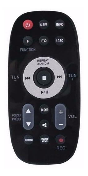Controle Remoto Aparelho De Som Lg Cm2730 Micro Hi-fi