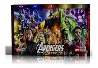 Marvel Colección Películas Blu-ray