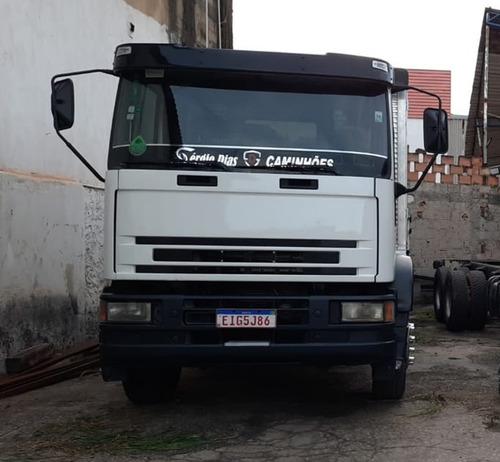 Caminhão Munck  Ivecco 17 220