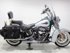 Harley Davidson Softail Heritage Classic 2016 Azul