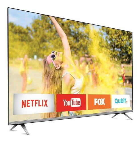 Imagen 1 de 7 de Smart Tv 4k 50 Pulgadas Philips 50pud6654/77 Wifi Web Cuotas