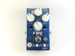 Pedal Delay Kronos Fire Custom Shop