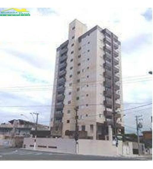 Apartamento Tude Bastos Com 2 Dormitórios, 1 Vaga, Lazer, Confira Na Imobiliária Em Praia Grande. - Mp14129