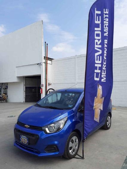 Chevrolet Beat 2020 4p Lt B Tm