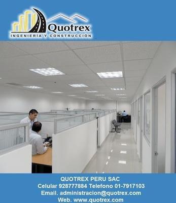 Instalacion Drywall Cielo Raso Y Acabados Cel. 928777884