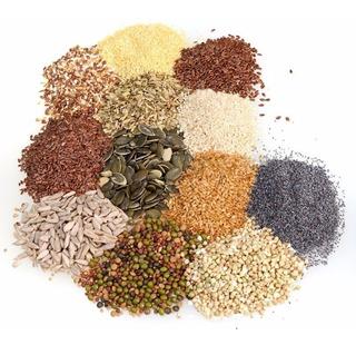 6 Sobres De Semillas Aromatica Huerta Surtido Segun Stock