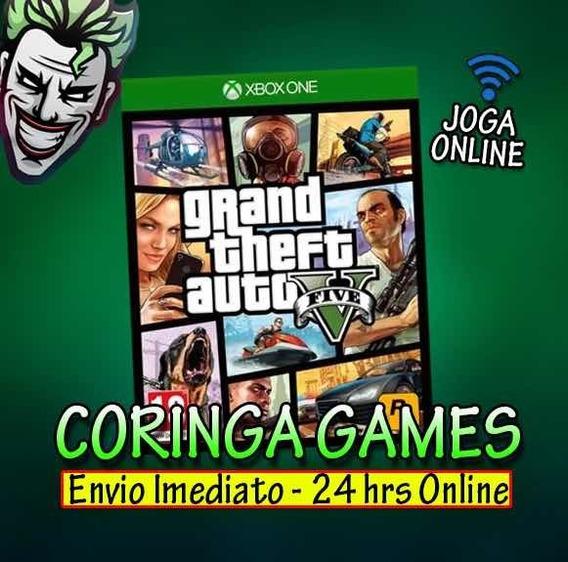 Grand Theft Auto V Xbox One Midia Digital + 2 Brinde