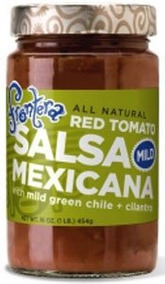 Frontera Salsa Mexicana, Mild, 16 Ounce
