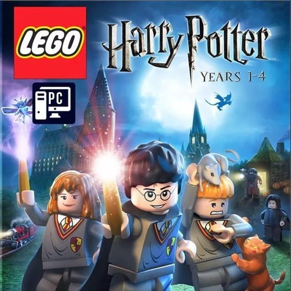 Lego Harry Potter: Years 1-4 Steam Pc Key Original Imediato