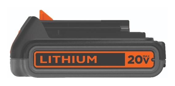 Bateria 20v Ld120bat Black & Decker