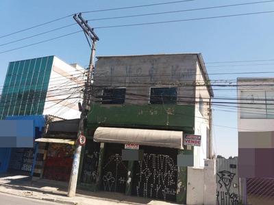 Terreno Residencial À Venda, Vila Antonieta, Guarulhos. - Te0218
