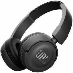 Fone De Ouvido Supra Auricular Com Microfone Bluetooth Jbl