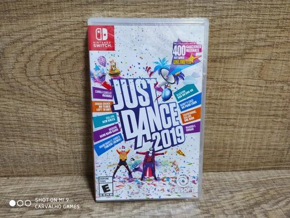 Just Dance 2019 Nintendo Switch - Lacrado