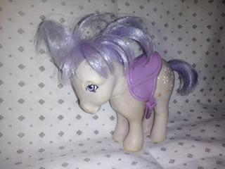 Pequeño Pony Hasbro Mide Alto 11 Cm En Buen Estado