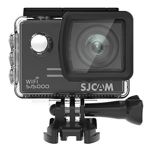 Câmera A Prova D'água Sjcam Sj5000 Action Cam Wi-fi 2.0 Lcd